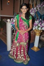 Aakanksha Singh at Na Bole Tum Na Maine Kuch Kaha on location for sangeet ceremony in Malad on 17th July 2012 (165).JPG