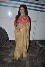 Hunar Hali at Na Bole Tum Na Maine Kuch Kaha on location for sangeet ceremony in Malad on 17th July 2012 (198).JPG