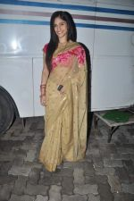 Hunar Hali at Na Bole Tum Na Maine Kuch Kaha on location for sangeet ceremony in Malad on 17th July 2012 (199).JPG