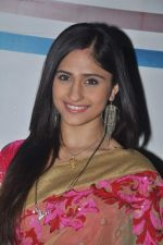 Hunar Hali at Na Bole Tum Na Maine Kuch Kaha on location for sangeet ceremony in Malad on 17th July 2012 (201).JPG