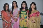 Hunar Hali, Keerti Nagpure, Sreejita De, Preeti Chaudary at Na Bole Tum Na Maine Kuch Kaha on location for sangeet ceremony in Malad on 17th July 2012 (203).JPG