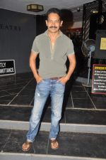 Atul Kulkarni at Kharashein play photo call in Prithvi on 18th July 2012