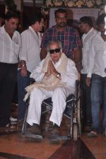 Shashi Kapoor at Rajesh Khanna chautha in Mumbai on 21st July 2012 (173).JPG