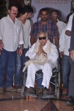 Shashi Kapoor at Rajesh Khanna chautha in Mumbai on 21st July 2012 (175).JPG