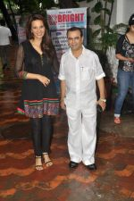 Diana Hayden at Brught Advertising_s We Love Mumbai campaign in Mumbai on 24th July 2012 (40).JPG