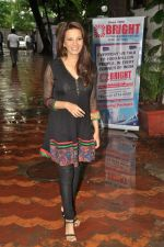 Diana Hayden at Brught Advertising_s We Love Mumbai campaign in Mumbai on 24th July 2012 (41).JPG