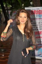 Diana Hayden at Brught Advertising_s We Love Mumbai campaign in Mumbai on 24th July 2012 (44).JPG