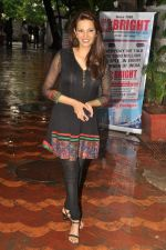 Diana Hayden at Brught Advertising_s We Love Mumbai campaign in Mumbai on 24th July 2012 (45).JPG