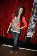 Evelyn Sharma at Brught Advertising_s We Love Mumbai campaign in Mumbai on 24th July 2012 (18).JPG