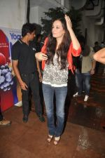 Evelyn Sharma at Brught Advertising_s We Love Mumbai campaign in Mumbai on 24th July 2012 (19).JPG