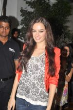 Evelyn Sharma at Brught Advertising_s We Love Mumbai campaign in Mumbai on 24th July 2012 (20).JPG