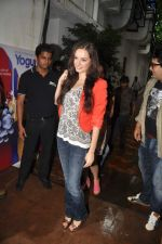 Evelyn Sharma at Brught Advertising_s We Love Mumbai campaign in Mumbai on 24th July 2012 (21).JPG