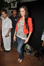 Evelyn Sharma at Brught Advertising_s We Love Mumbai campaign in Mumbai on 24th July 2012 (22).JPG