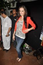 Evelyn Sharma at Brught Advertising_s We Love Mumbai campaign in Mumbai on 24th July 2012 (23).JPG