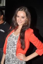 Evelyn Sharma at Brught Advertising_s We Love Mumbai campaign in Mumbai on 24th July 2012 (24).JPG