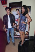 Harsh Rajput, Ruhi Chaturvedi promote the movie Aalap in Mumbai on 25th July 2012 (12).JPG