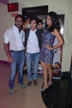 Harsh Rajput, Ruhi Chaturvedi promote the movie Aalap in Mumbai on 25th July 2012 (14).JPG