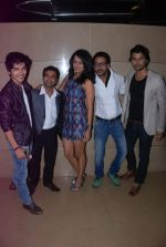 Harsh Rajput, Ruhi Chaturvedi, Amit Purohit promote the movie Aalap in Mumbai on 25th July 2012 (42).JPG