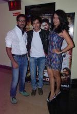 Harsh Rajput, Ruhi Chaturvedi promote the movie Aalap in Mumbai on 25th July 2012 (15).JPG