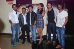 Harsh Rajput, Ruhi Chaturvedi, Amit Purohit promote the movie Aalap in Mumbai on 25th July 2012 (40).JPG
