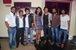 Harsh Rajput, Ruhi Chaturvedi, Manish Manikpuri, Amit Purohit promote the movie Aalap in Mumbai on 25th July 2012 (39).JPG