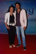 Sai Lokur at Marathi Film No Entry - Pudhey Dhoka Aahey First Look in Mumbai on 25th July 2012 (67).JPG