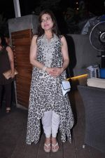 Alka Yagnik at Mangimo lounge Wednesday bar night launch in Mumbai on 29th July 2012 (27).JPG