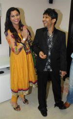 Kamaal Khan at Kamaal Khan_s house warming celebration party in Mumbai on 29th July 2012 (4).JPG