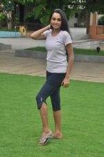 Reshmi Ghosh at Sahara One TV stars Alibaugh day out in Mumbai on 29th July 2012 (107).JPG