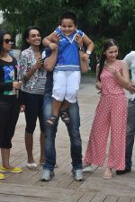 Sanjeeda at Sahara One TV stars Alibaugh day out in Mumbai on 29th July 2012 (73).JPG