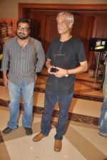 Sudhir Mishra,Anurag Kashyap at the Press conference of Large short films in J W Marriott on 29th July 2012 (91).JPG