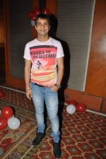 Rajeev Thakur at SAB TV launches Golmaal Hai Sab Golmaal Hain in J W MArriott,Mumabi on 1st Aug 2012 (56).JPG