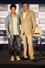 Shahid Kapoor, Boman Irani at Dulux colour confluence event in Mumbai on 1st Aug 2012 (72).JPG