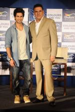 Shahid Kapoor, Boman Irani at Dulux colour confluence event in Mumbai on 1st Aug 2012 (74).JPG