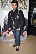 Karan Johar at Student of the Year first look in PVR on 2nd Aug 2012 (362).JPG