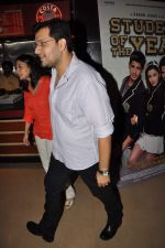 Karan Malhotra at Student of the Year first look in PVR on 2nd Aug 2012 (205).JPG