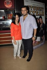 Karan Malhotra at Student of the Year first look in PVR on 2nd Aug 2012 (206).JPG
