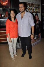 Karan Malhotra at Student of the Year first look in PVR on 2nd Aug 2012 (209).JPG