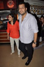 Karan Malhotra at Student of the Year first look in PVR on 2nd Aug 2012 (210).JPG