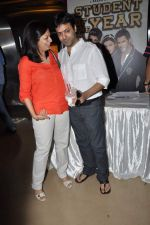 Tarun Mansukhani at Student of the Year first look in PVR on 2nd Aug 2012 (218).JPG