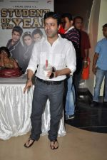 Tarun Mansukhani at Student of the Year first look in PVR on 2nd Aug 2012 (221).JPG