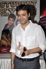 Tarun Mansukhani at Student of the Year first look in PVR on 2nd Aug 2012 (222).JPG