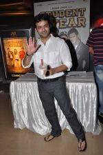 Tarun Mansukhani at Student of the Year first look in PVR on 2nd Aug 2012 (224).JPG