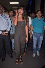 Priyanka Chopra snapped with new tattoo in Airport,Mumbai on 4th Aug 2012 (8).jpg