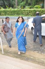 maneka gandhi at antique Lithographs charity event hosted by Gallery Art N Soul in Prince of Whales Musuem on 3rd Aug 2012 (4).JPG