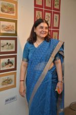maneka gandhi at antique Lithographs charity event hosted by Gallery Art N Soul in Prince of Whales Musuem on 3rd Aug 2012 (7).JPG