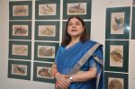 maneka gandhi at antique Lithographs charity event hosted by Gallery Art N Soul in Prince of Whales Musuem on 3rd Aug 2012 (10).JPG