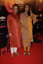 Anup Jalota at Global Indian Music Awards Red Carpet in J W Marriott,Mumbai on 8th Aug 2012 (17).JPG