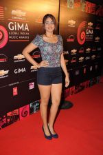 Mauli Dave at Global Indian Music Awards Red Carpet in J W Marriott,Mumbai on 8th Aug 2012 (20).JPG