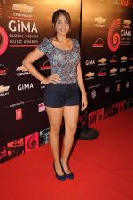 Mauli Dave at Global Indian Music Awards Red Carpet in J W Marriott,Mumbai on 8th Aug 2012 (21).JPG
